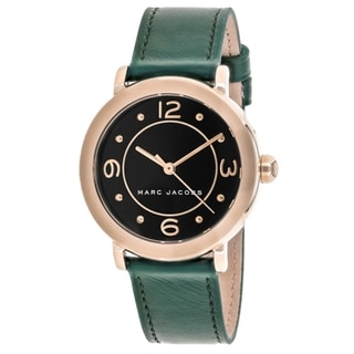 Marc Jacobs Riley MJ1469 Women's Black Dial Watch