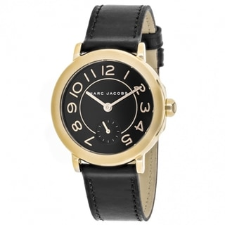 Marc Jacobs Riley MJ1471 Women's Black Dial Watch