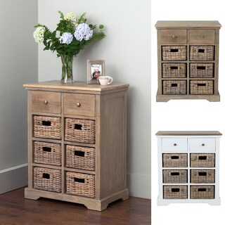East At Main's Abernathy Mahogany Nightstand