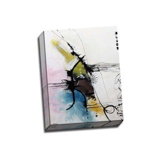 Picture It on Canvas 'Rock and Roll' Wrapped Canvas Wall Art (11x14)