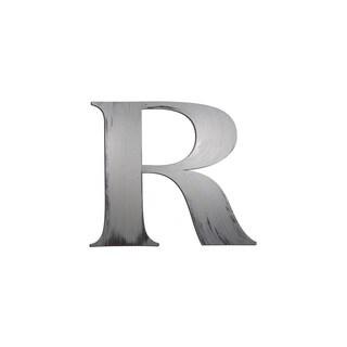 Letter2Word Letter 'R' Dimensional Letter
