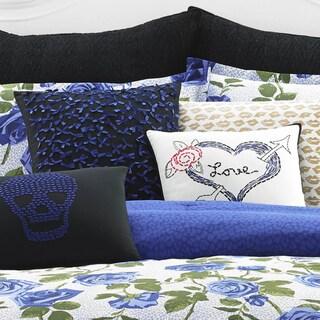Betsey Johnson Regal Roses Cotton Comforter Set