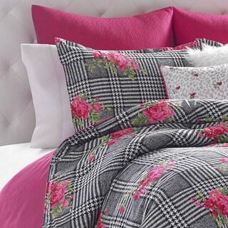 Betsey Johnson Polished Punk Comforter Set