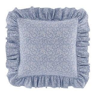 Laura Ashley Sophia Ruffled Decorative Pillow