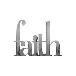 Letter2Word Faith Inspirational PVC Decor