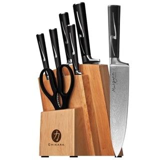 Chikara Marquee Stainless Steel 8-piece Cutlery Set