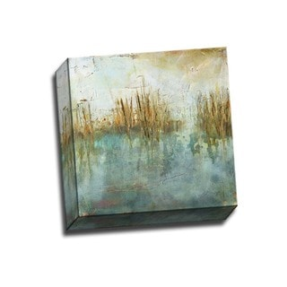Picture It on Canvas 'Nature Unaware I' 12-inch High x12-inch Wide Wrapped Canvas
