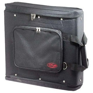 Stagg RB-2U Black Nylon Carrying Bag for 2-unit Rack