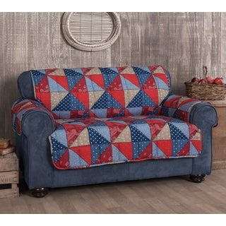 Innovative Textile Solutions Americana Loveseat Protector