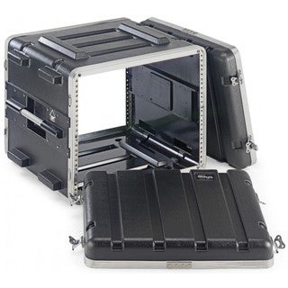 Stagg ABS-8U Hard Case for 8-Unit Rack