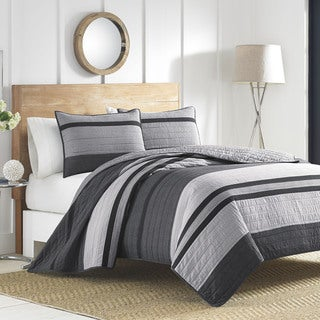 Link to Nautica Vessey Cotton Pieced Quilt and Sham Separates Similar Items in Quilts & Coverlets