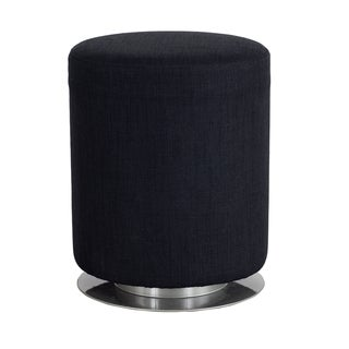 Safco Black Swivel Keg Seat