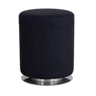 Safco Black Swivel Keg Seat