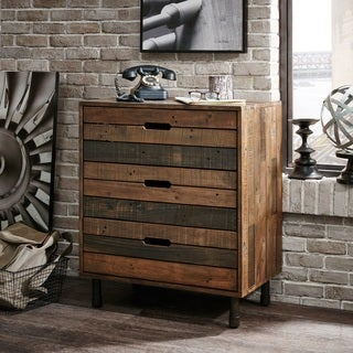 Pine Canopy Uncompahgre Reclaimed Wood 3-drawer Dresser