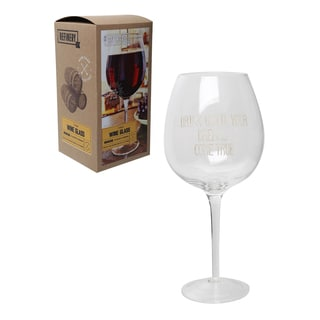Refinery Jumbo Wine Glass