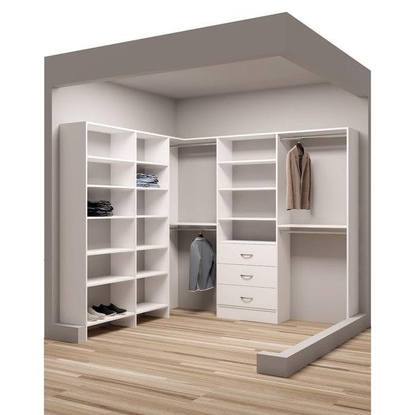Épinglé sur Closet Organization