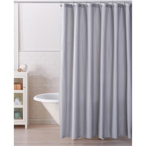 Home Fashion Designs Monroe Heavyweight Shower Curtain