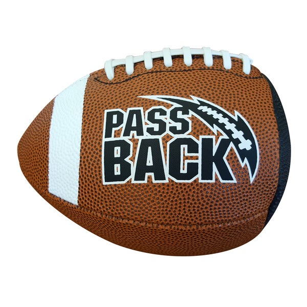 Passback Sports Official Composite Passback Football