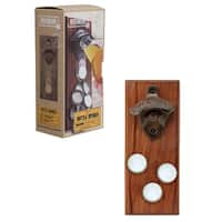 Refinery Magnetic Bottle Opener