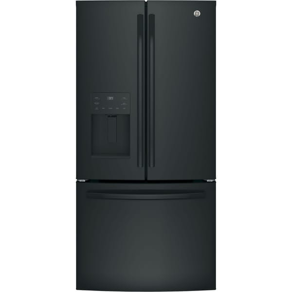 GE SERIES ENERGY STAR 23.8 CU. FT. FRENCH-DOOR REFRIGERATOR