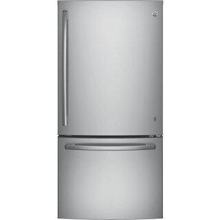 GE Series Energy Star 24.9 cubic feet Bottom Freezer Drawer Refrigerator