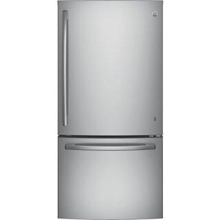 GE Series Energy Star 24.9 cubic feet Bottom Freezer Drawer Refrigerator