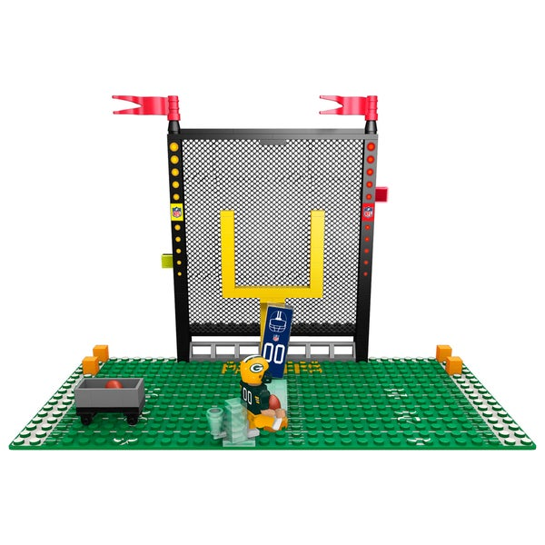 Green Bay Packers NFL Endzone Set