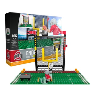 Ohio St University Buckeyes NCAA Endzone Set