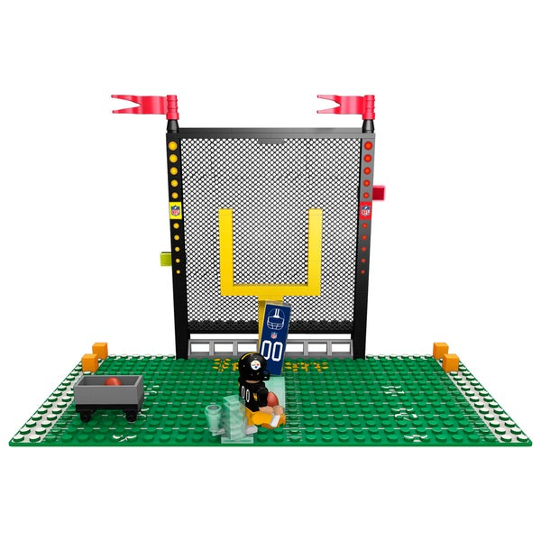 Pittsburgh Steelers NFL Endzone Set