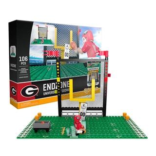 University of Georgia Bulldogs NCAA Endzone Set