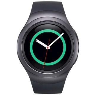 Samsung Gear S2 Smart Watch (Dark Gray)