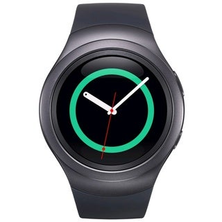 Samsung Gear S2 Smart Watch (Dark Gray)