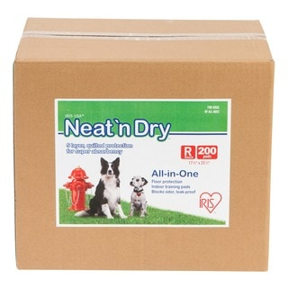 Neat 'n Dry Premium Pet Training Pads