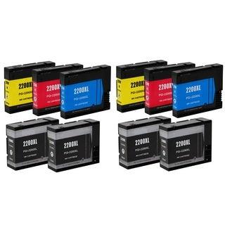 Cannon PGI-2200 2200XL Ink Cartridge Use for Canon MAXIFY IB4020 MB5020 MB5320 Series Printer