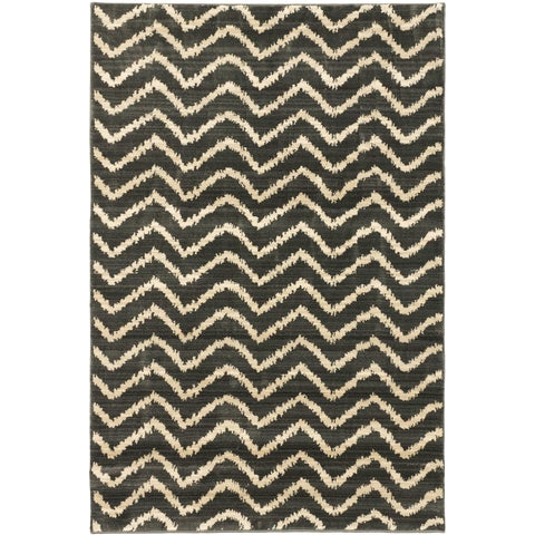 "ECARPETGALLERY Atlas Marrakech Cream/Grey Rug (5'3 x 7'6) - 5'3"" x 7'6"""