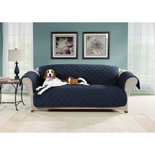 Sure Fit Micro Fleece Sofa Furniture Protector
