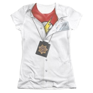 The Flash Juniors' Hidden Costume Sublimation T-shirt