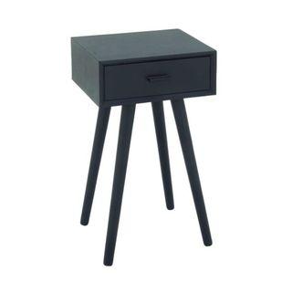 Benzara Wooden Accent Table