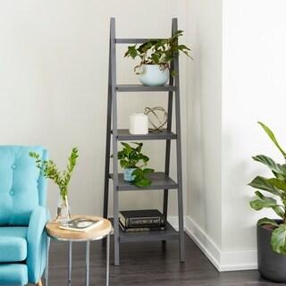 Benzara Wood 22-inch x 65-inch Book Shelf