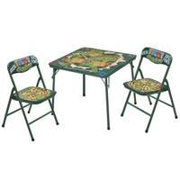 Teenage Mutant Ninja Turtles Table and Chairs (3-piece Set)