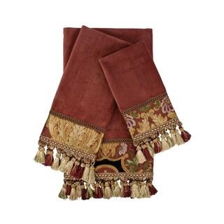 Austin Horn Classics Ashley 3-piece Embellished Towel Set