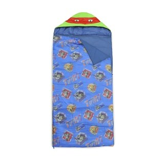 Nickelodeon Teenage Mutant Ninja Turtles Hooded Nap Mat