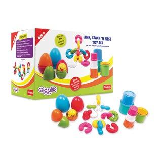 Funskool Link, Stack, and Nest Gift Set
