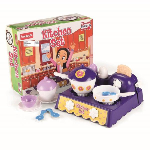 Funskool 19 Piece Kitchen Set