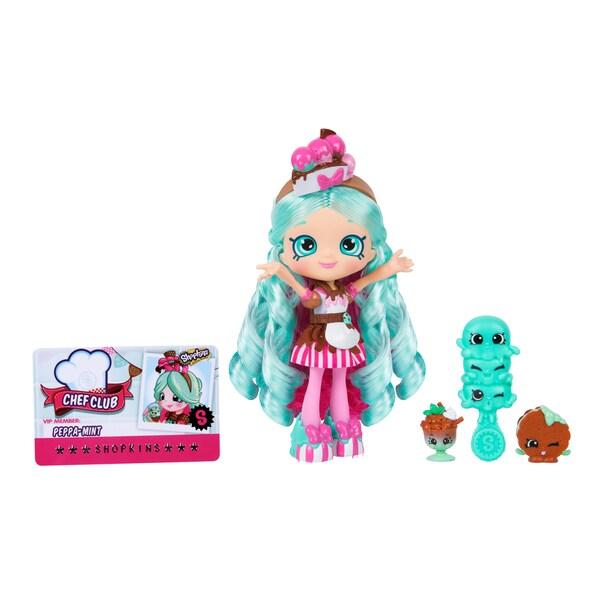Shopkins Chef Club Peppa-Mint Shoppies Doll