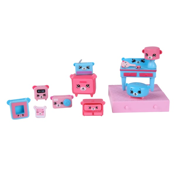 Shopkins Happy Places Dreamy Bear Decorator Pack