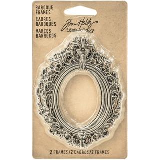 "Idea-Ology Baroque Frames 2.25""X3"" 2/Pkg"