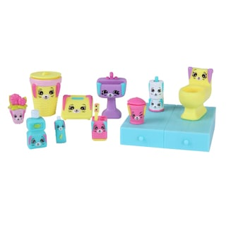 Shopkins Happy Places Bathing Bunny Decorator Pack