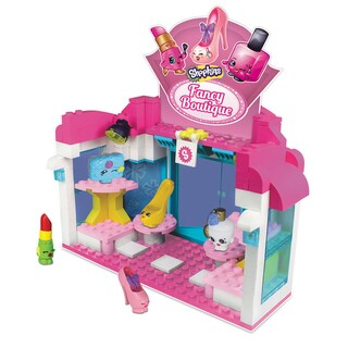 Shopkins S3 Kinstructions Fancy Boutique Scene Set
