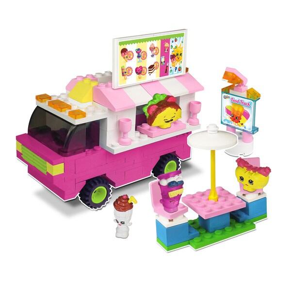 Shopkins Food Fair Truck